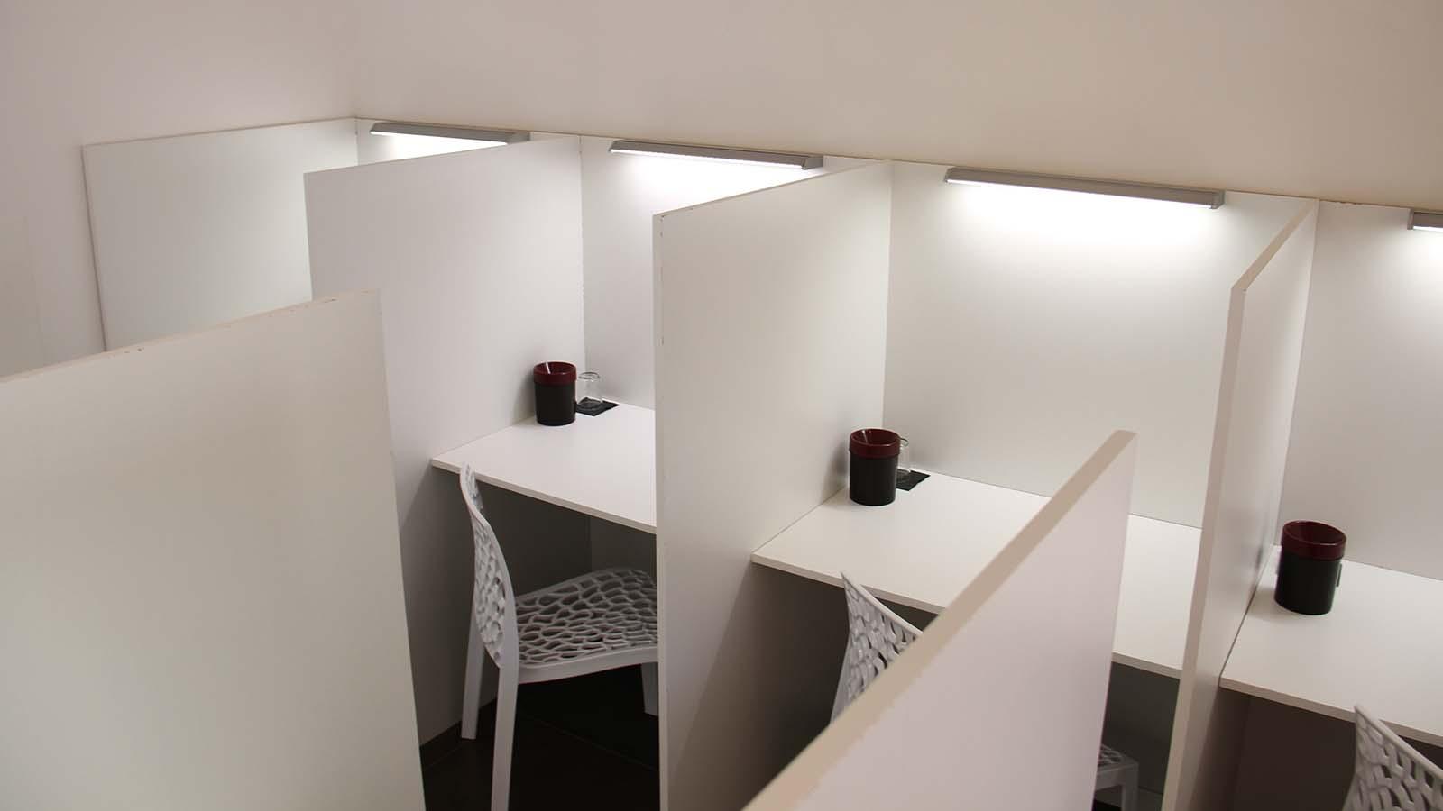 cabines d'analyse sensorielle à Valence école de dégustation produits terroir