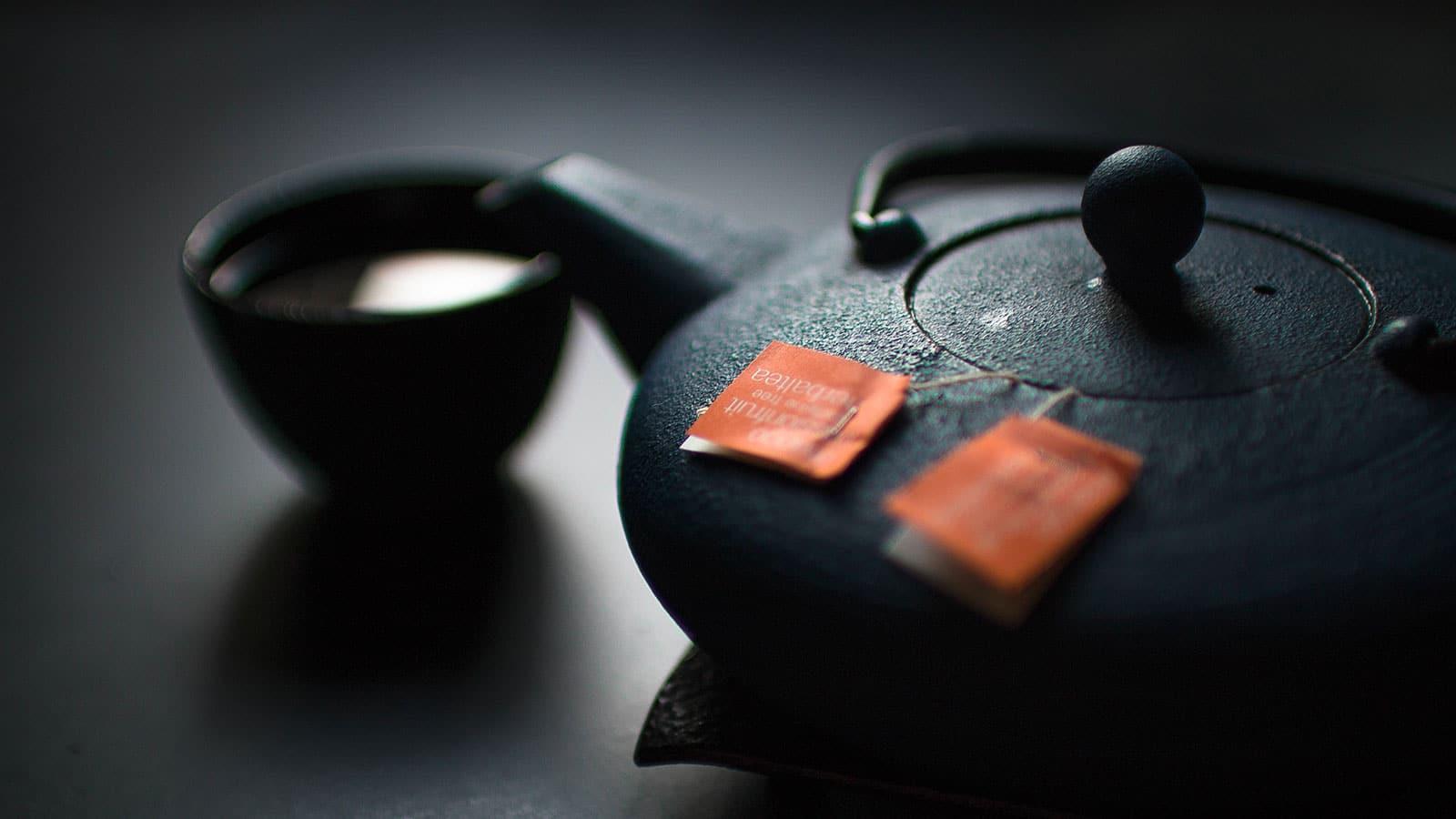 analyse sensorielle infusion, thé, tisane