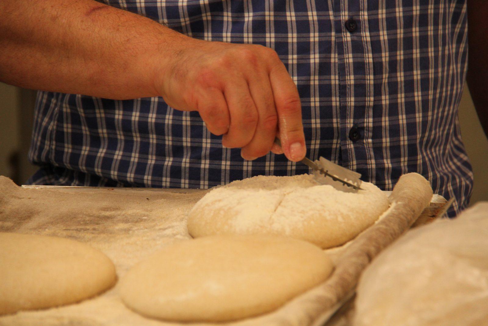 Pain Boulangerie grigne